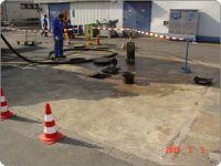 Ölabscheiderprüfung